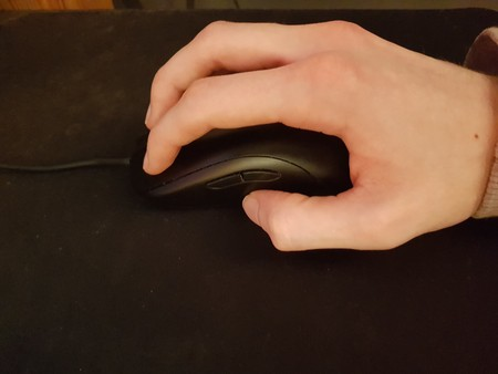 Best Claw Grip Mouse FK1