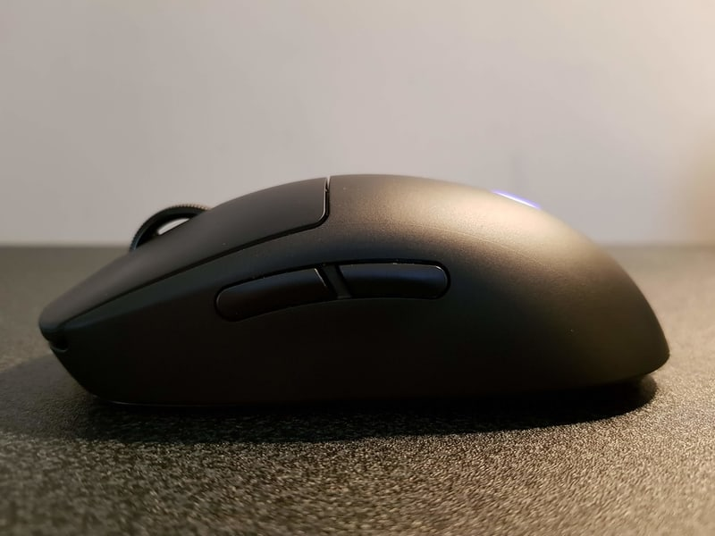 Logitech G Pro Wireless side buttons