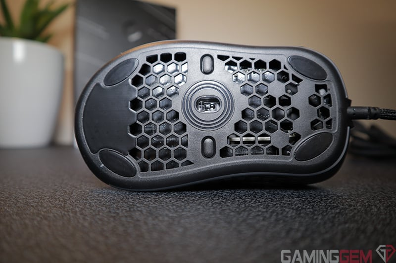 G Wolves Skoll Mouse Feet and Sensor