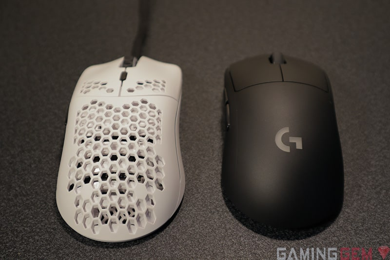 Model O VS G Pro Wireless