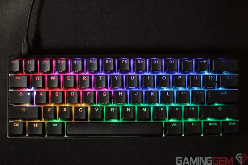 POK3R RGB Top
