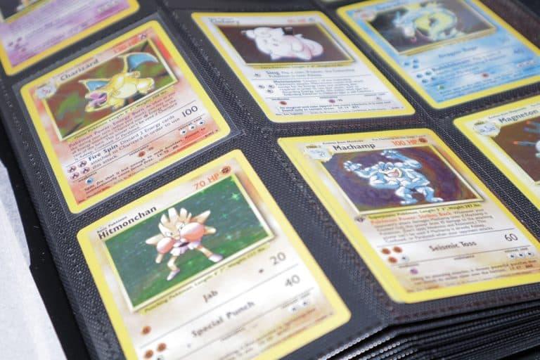 Buying Pokemon Cards on ebay