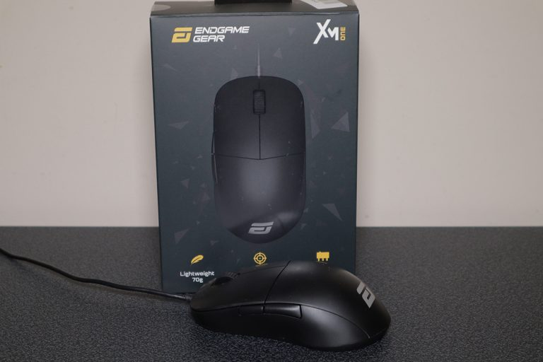 Endgame Gear XM1 Review
