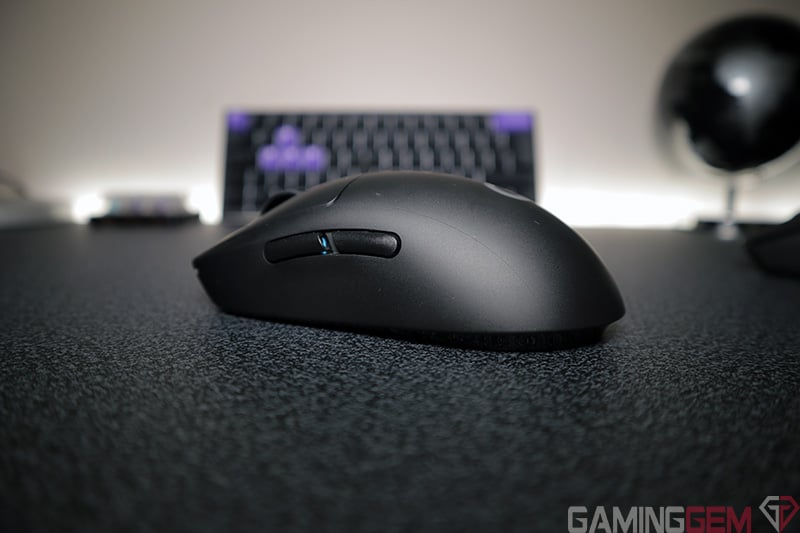 Logitech G Pro Wireless Left Side View
