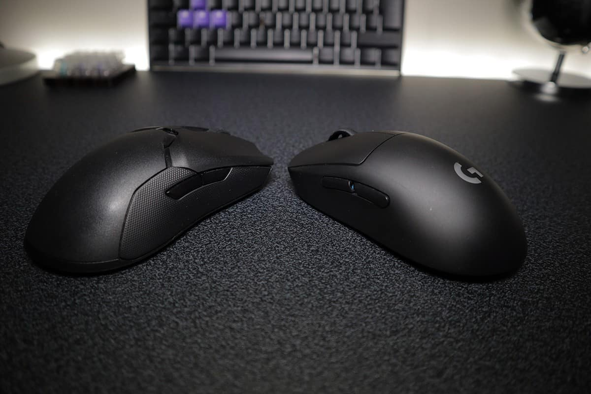 Razer Viper Ultimate vs Logitech G Pro Wireless Review