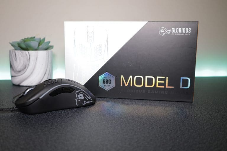 Glorious Model D Review Feature