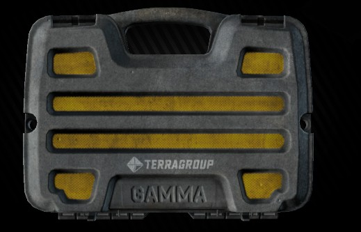 How to get the gamma container
