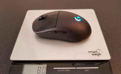 Logitech G Pro Wireless Weight
